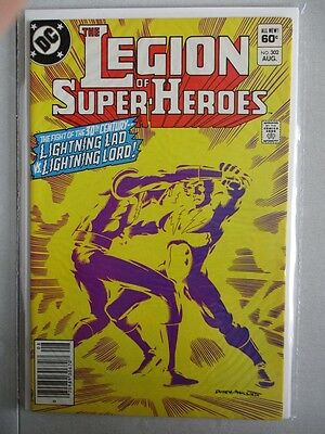 Legion of Super-Heroes Vol. 1 (1980-1984) #302 NM