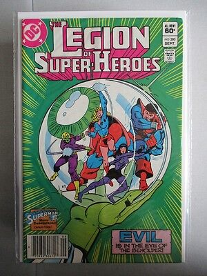 Legion of Super-Heroes Vol. 1 (1980-1984) #303 VF+