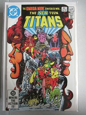 New Teen Titans (1980-1984) #24 VF