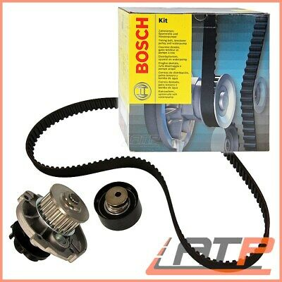Bosch Timing Cam Belt Kit + Water Pump Alfa Romeo Mito 1.4