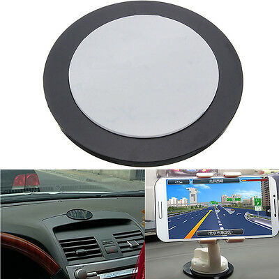 90mm Suction Cup Adhesive Mounting Disc Disk Pad For iPhone Samsung LG Nexus GPS