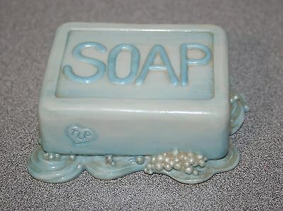 rare TLP THIS LITTLE PIGGY SPRING CLEANING Individual Riser SOAP figurine G18