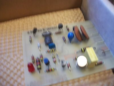 Hobart AM12 dishwasher motor protection board  278190