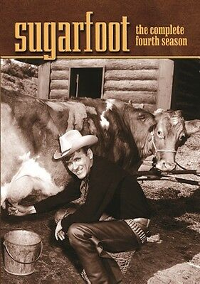 SUGARFOOT COMPLETE FOURTH SEASON 4 New Sealed 2 DVD Set