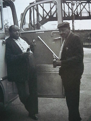 Willie Dixon & Sonny Boy Williamson - Magazine Cutting (Full Page Photo) (Ref V)