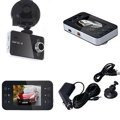 2.4inch LCD Full HD 1080P Car Driving Recorder DVR Vehicle Camera Video Recorder