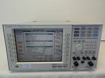Agilent E5515C 8960 Series 10 Wireless Communications T/S with 5.8 HW