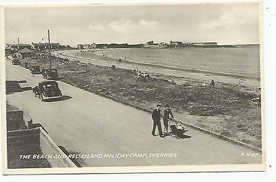 irish postcard ireland dublin skerries