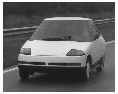 1985 Citroen Eco 2000 Automobile Factory Photo ch8527