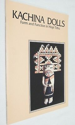 Kachina Dolls Form and Function in Hopi Tithu by Breunig & Lomatuway'ma 1989