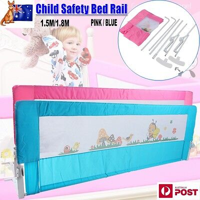 150/180cm Safety Child Toddler  Bed Rail Baby Bedrail Fold Cot Guard Protection