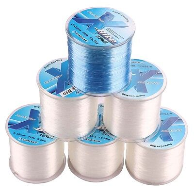 X-Bite 160m~1860m 12lbs~100lbs Monofilament Fishing Line Nylon Mono Super Strong