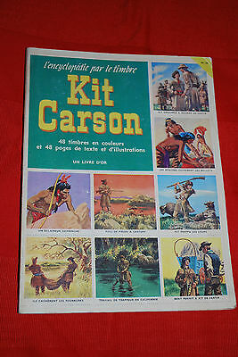 KIT CARSON album images cocorico 1956 western