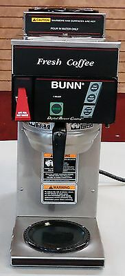 Bunn Coffee Maker Vlpf Series : Bloomfield 8357 Integrity 3-5 gallon Automatic Commercial Tea Brewer/Maker 120V