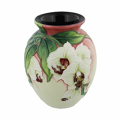 """Old Tupton Ware Morning Orchid  4"""" Vase Brand New in presentation box"""