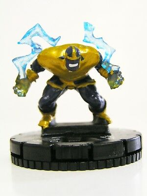 HeroClix - #047a Thanos - Guardians of the Galaxy