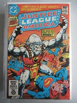Justice League of America Vol. 1 (1960-1987) #196 VF/NM