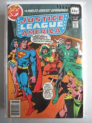 Justice League of America Vol. 1 (1960-1987) #167 FN/VF UK Price Variant