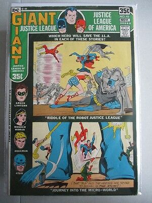 Justice League of America Vol. 1 (1960-1987) #93 FN/VF