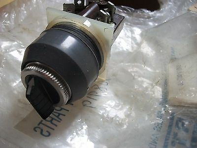 Square D Two-Position Switch 9001 HOBART 108919