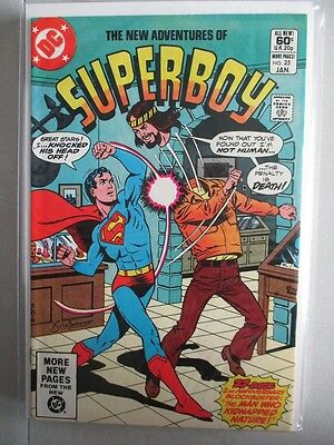 Superboy, New Adventures of (1980-1984) #25 VF/NM