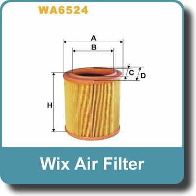 Fits Fiat Genuine Part Mahle Air Filter LX215