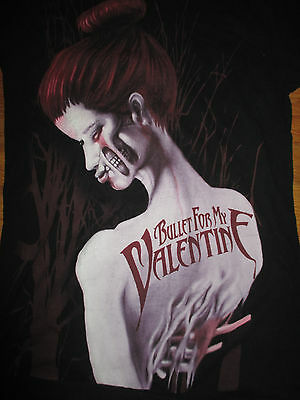 BULLET FOR MY VALENTINE (Youth Girl's LG) T-Shirt
