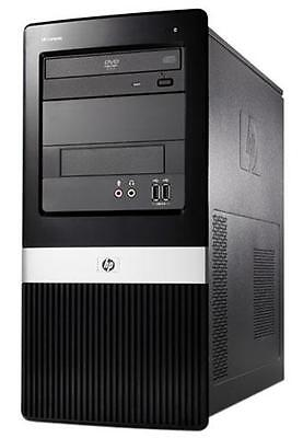 Lot of 2 - HP Pro 3130 Core i3 3.06GHz 4GB 250GB Win 7 Pro Tower PC's