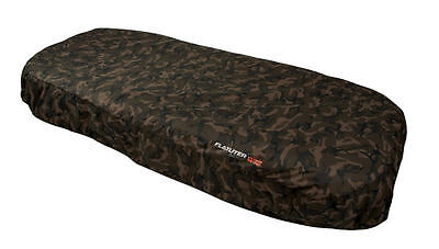 Fox NEW Carp Fishing Flatliter MK2 Aquos Camo Compact Cover - CSB031