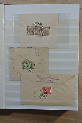 Lot 24408 Collection stamps of Nepal ca. 1900-1935.