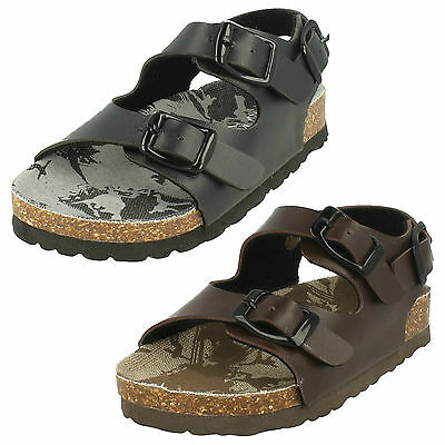 WHOLESALE Boys Sandals / Sizes 4-9 / 16 Pairs / N0033