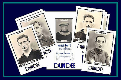 DUNDEE - RETRO 1920's STYLE - NEW COLLECTORS POSTCARD SET