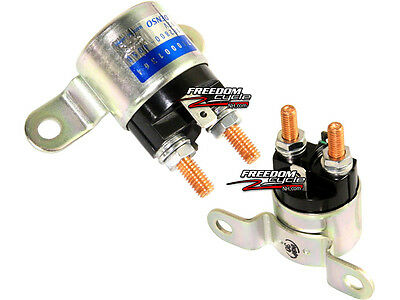 starter relay solenoid fits bombardier can am ds250 ds 250. Black Bedroom Furniture Sets. Home Design Ideas