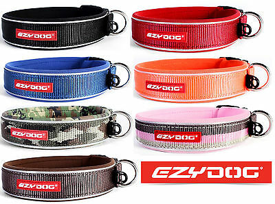 Ezydog Neo Collars Strong Reflective Adjustable High Quality Collar Ezy Dog