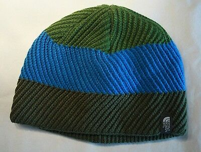 The North Face Knitted Beanie Kids Boys Youth / Junior Size M Medium