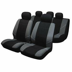 9PCE Walworth Full Set of Car Seat Covers For Peugeot 107 206 207 208 307 307 SW