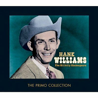 Hank Williams HILLBILLY SHAKESPEARE Best Of 40 Songs ESSENTIAL New Sealed 2 CD