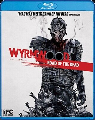 WYRMWOOD ROAD OF THE DEAD New Sealed Blu-ray