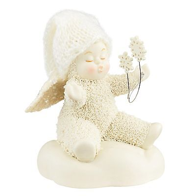 Snowbabies 4045629 Angel Kisses Figurine