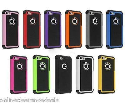 NEW SHOCK PROOF HEAVY DUTY CASE COVER FOR SAMSUNG GALAXY AND APPLE iPHONE