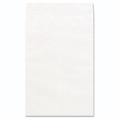 """Universal One Tyvek Envelope, 10 X 15, White, 100/box"""
