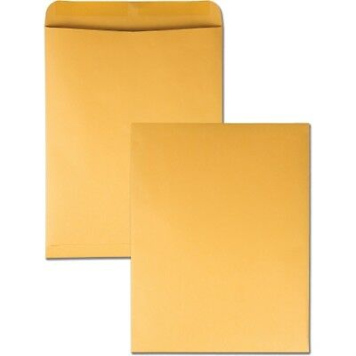 """Quality Park Catalog Envelope, 12 X 15 1/2, Brown Kraft, 100/box"""