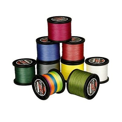Super Power  Dyneema Spectra PE Braided Fishing Line 500m