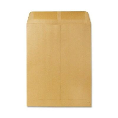 """Quality Park Catalog Envelope, 10 X 13, Brown Kraft, 100/box"""