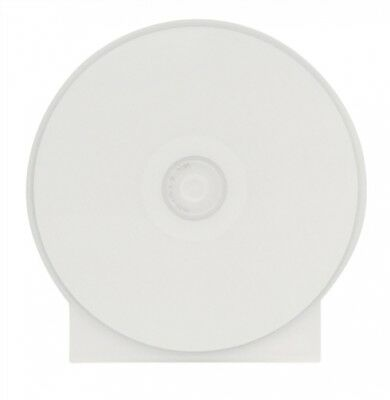 100 Clear ClamShell CD/DVD Case Budget