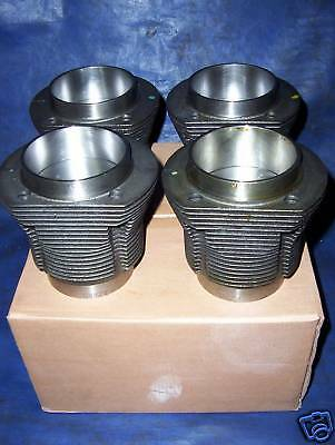 Barrels and pistons Full set of 4, 1600cc VW air cooled engine