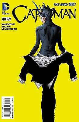 Catwoman #40 (NM)`15 Valentine/ Brown