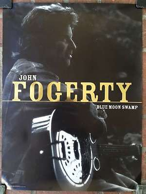 JOHN FOGERTY Set of 3 Promo Posters Blue Moon Swamp Creedence Clearwater Revival