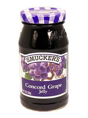 (13,97 EUR/kg) SMUCKERS Concord Grape Jelly, Trauben-Jelly