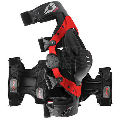 New Evs Axis Sport Motocross Enduro Body Protection Knee Brace Right Knee Large